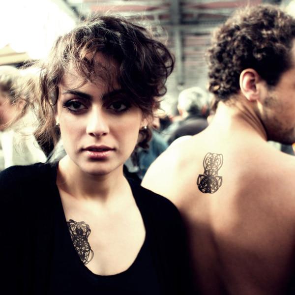 Le tatouage temporaire ou permanent, le geste beauté par excellence