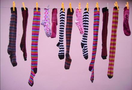 Les chaussettes, des accessoires indispensables été comme hiver