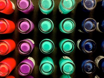 Des vernis colorés pour cet été