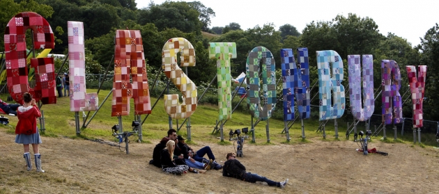 Les looks les plus excentriques de Glastonbury Festival
