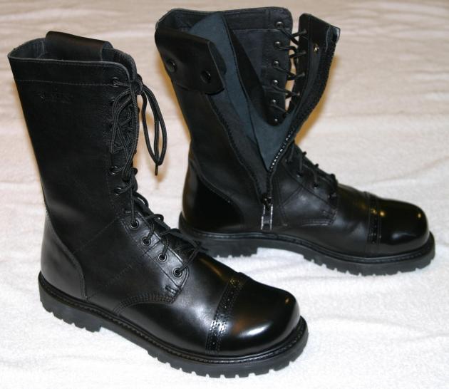 Les rangers : chaussures idéales pour les conditions extrêmes