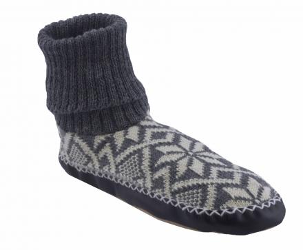 Chaussons norvégiens : Compromis idéal entre chaussettes et chaussons !