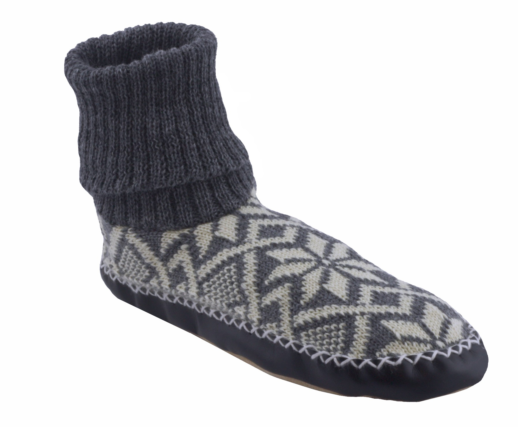 938840ee90a Chaussons norvégiens   Compromis idéal entre chaussettes et chaussons ! -  viaprestige-mode.fr