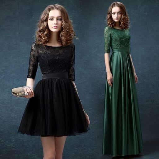 Quelle robe porter pour un mariage auquel on est invitée ?