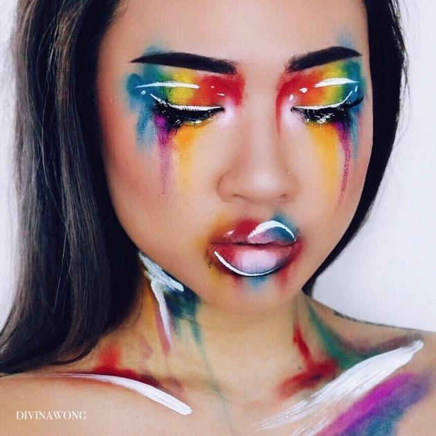 Qu'est-ce que le maquillage artistique ?